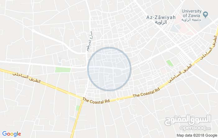 Second Floor  apartment for rent with More rooms - Zawiya city Western Zawiya