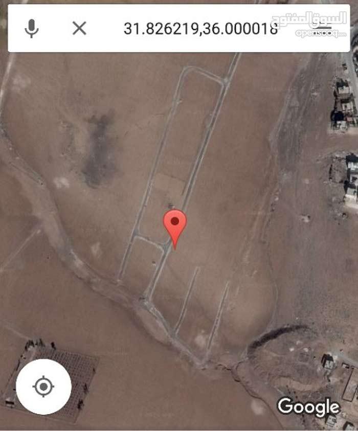 للبيع ارض 1 دونم في رجم الشامي مشترك