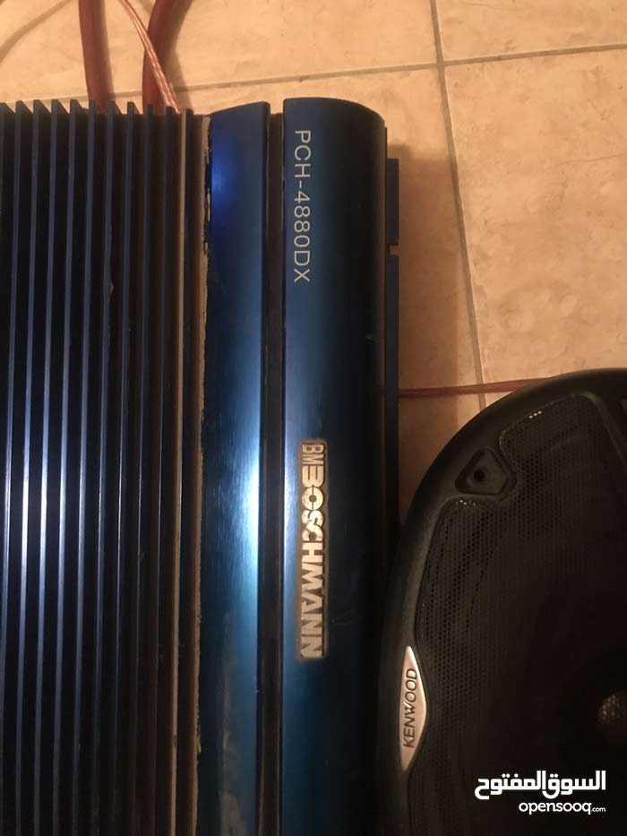 Used Amplifiers available for sale with great specs