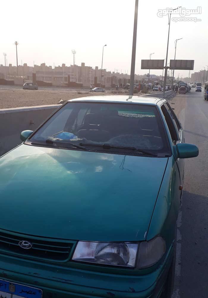 Hyundai Excel Used in Cairo