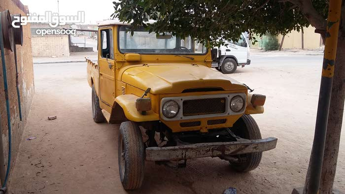 Used 1984 Toyota Land Cruiser for sale at best price
