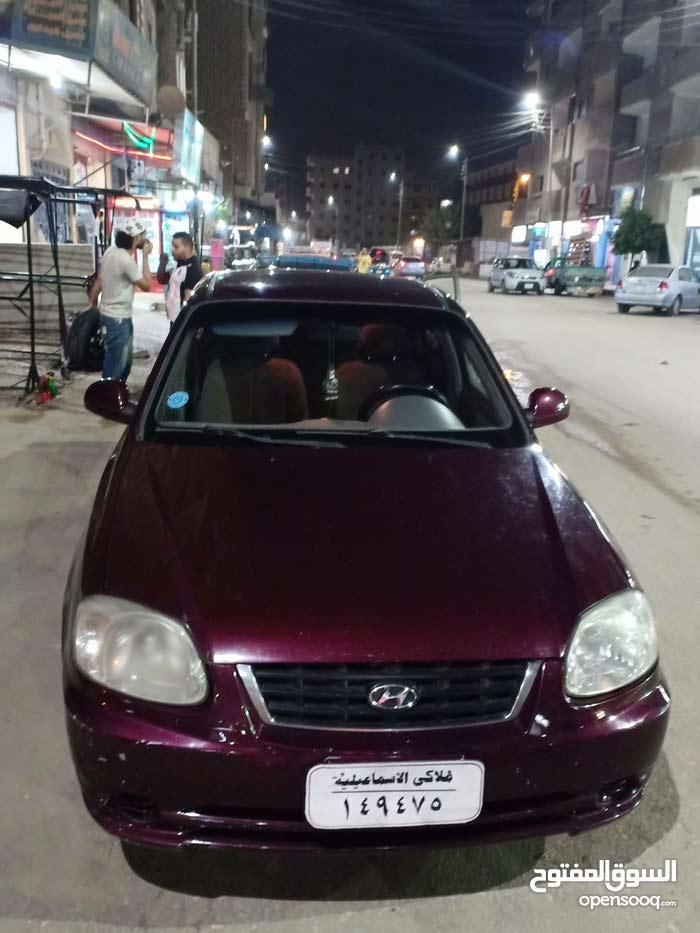 Used Hyundai Verna for sale in Ismailia