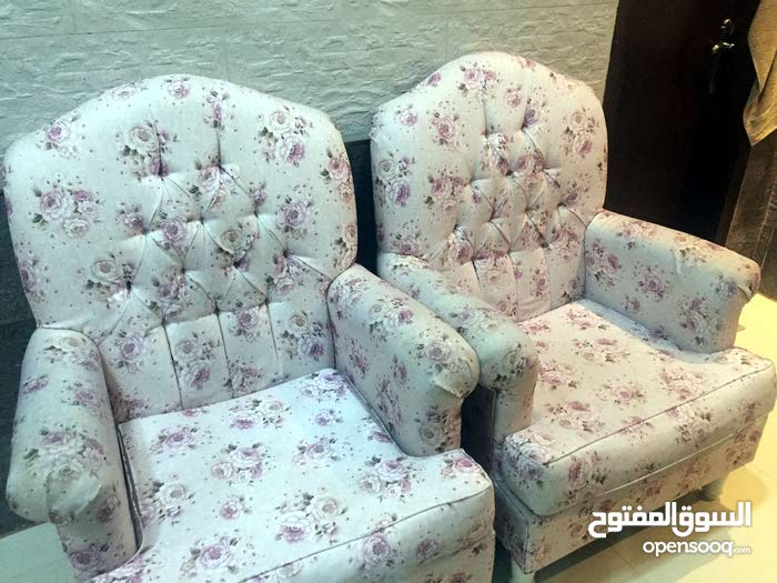 Sofas - Sitting Rooms - Entrances Used for sale in Al Riyadh