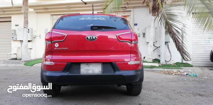 Gasoline Fuel/Power   Kia Sportage 2015