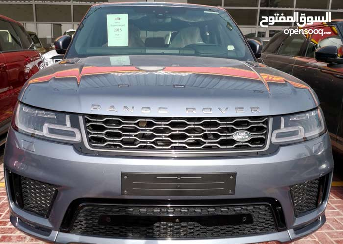Land Rover Range Rover Sport made in 2018 for sale