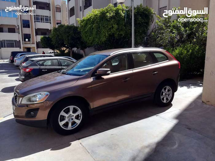 Automatic Brown Volvo 2009 for sale