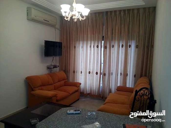 excellent finishing apartment for rent in Amman city - Abdoun