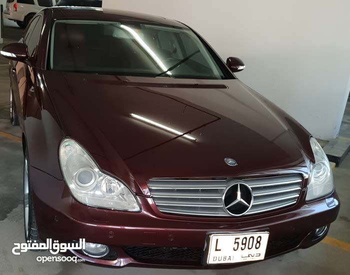 Automatic Used Mercedes Benz CLS 350
