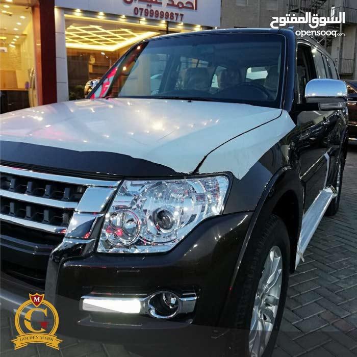 Automatic Black Mitsubishi 2017 for sale