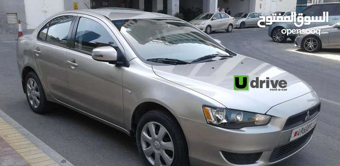 Udrive certified used cars Mitsubishi lancer -2016