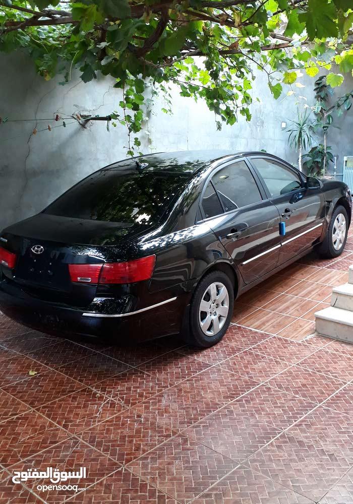 Hyundai Sonata 2009 For sale - Black color