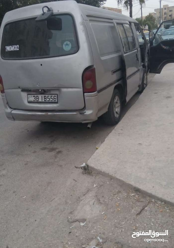 Used condition Hyundai H100 1994 with 0 km mileage