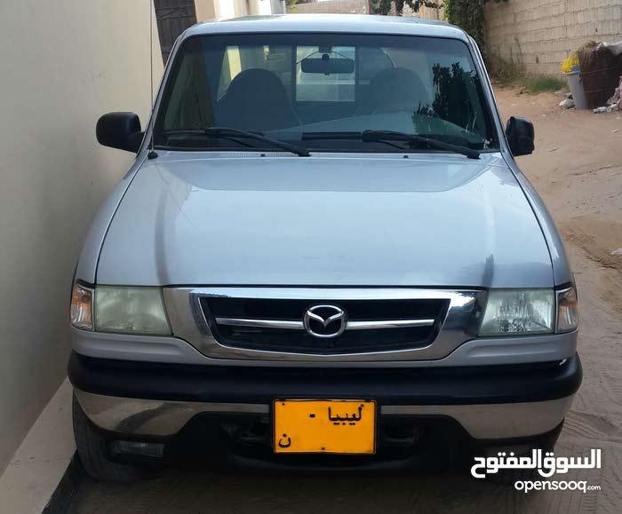 Mazda B4000 مازدا قابينة وربع
