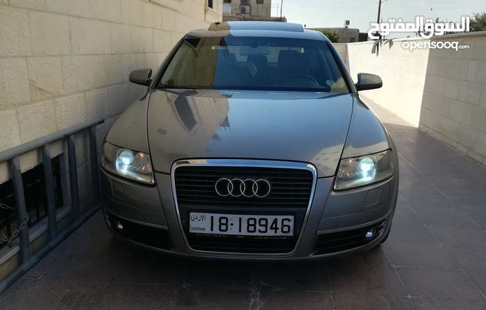 Used condition Audi A6 2009 with 110,000 - 119,999 km mileage