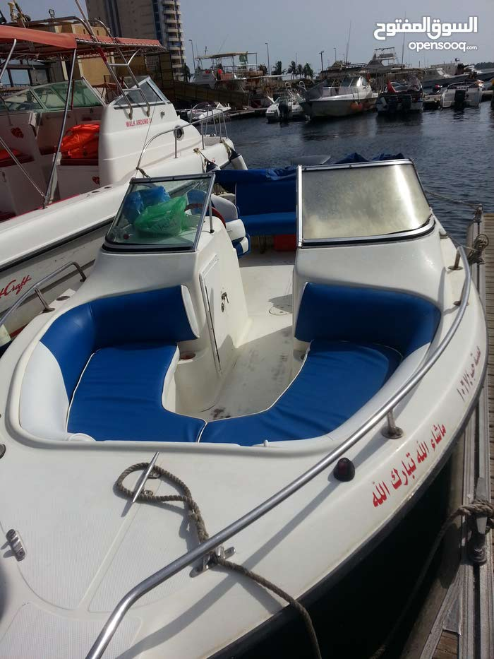 A Used Motorboats at a very good price is up for sale