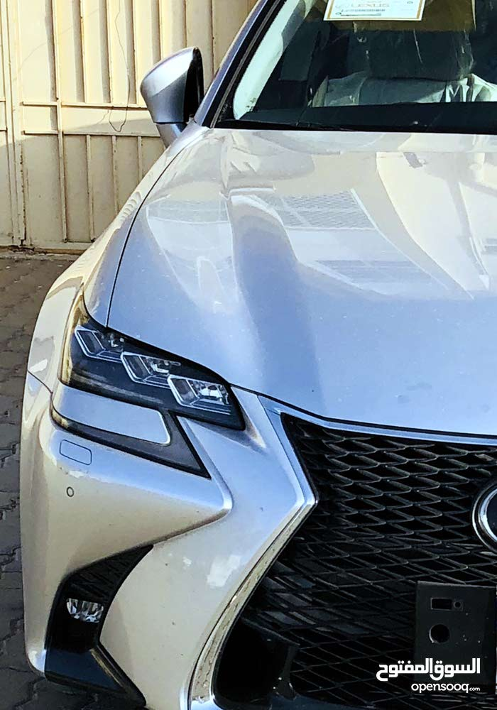 2014 Used GS with Automatic transmission is available for sale