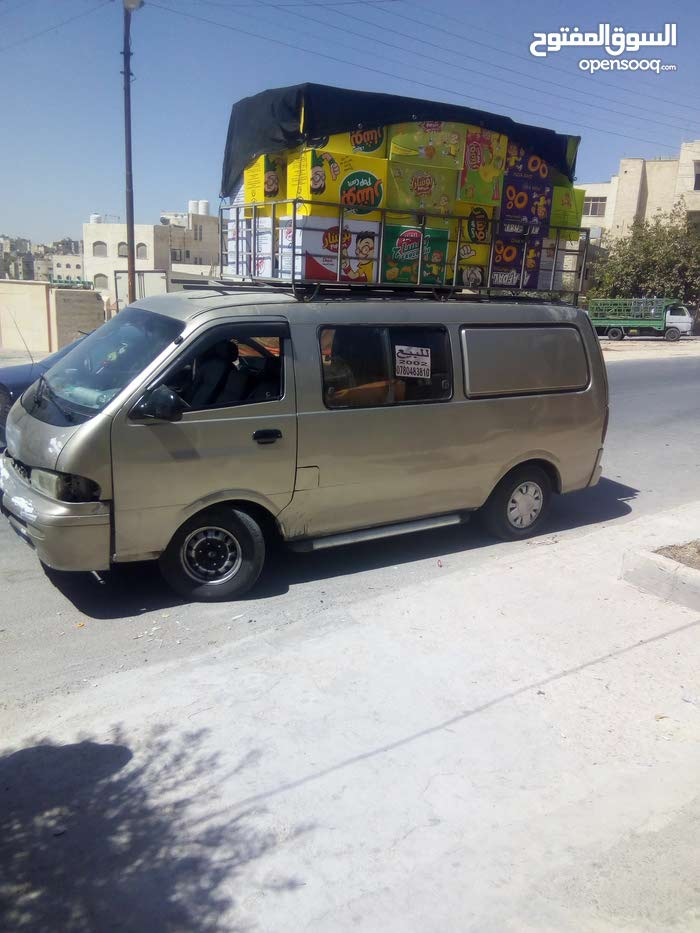 For sale Kia Borrego car in Amman