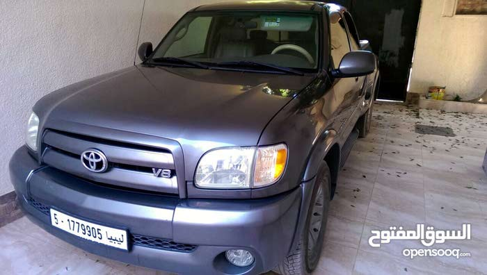 Automatic Brown Toyota 2003 for sale