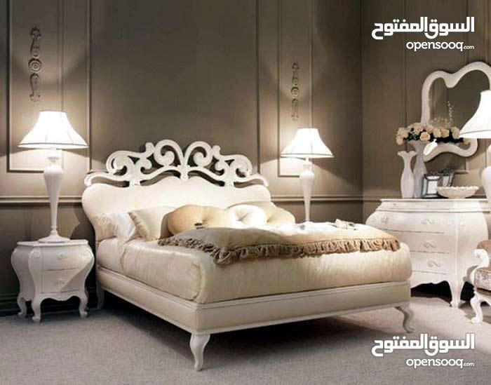 تفصيل غرف النوم والمنتجات الخشبية