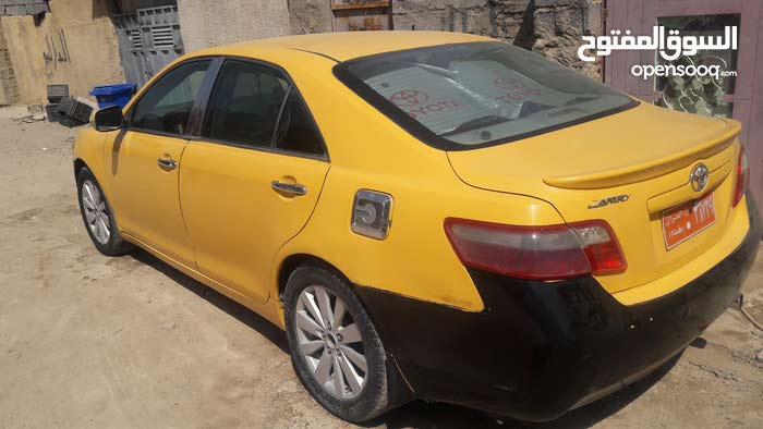 Used Toyota Camry in Baghdad