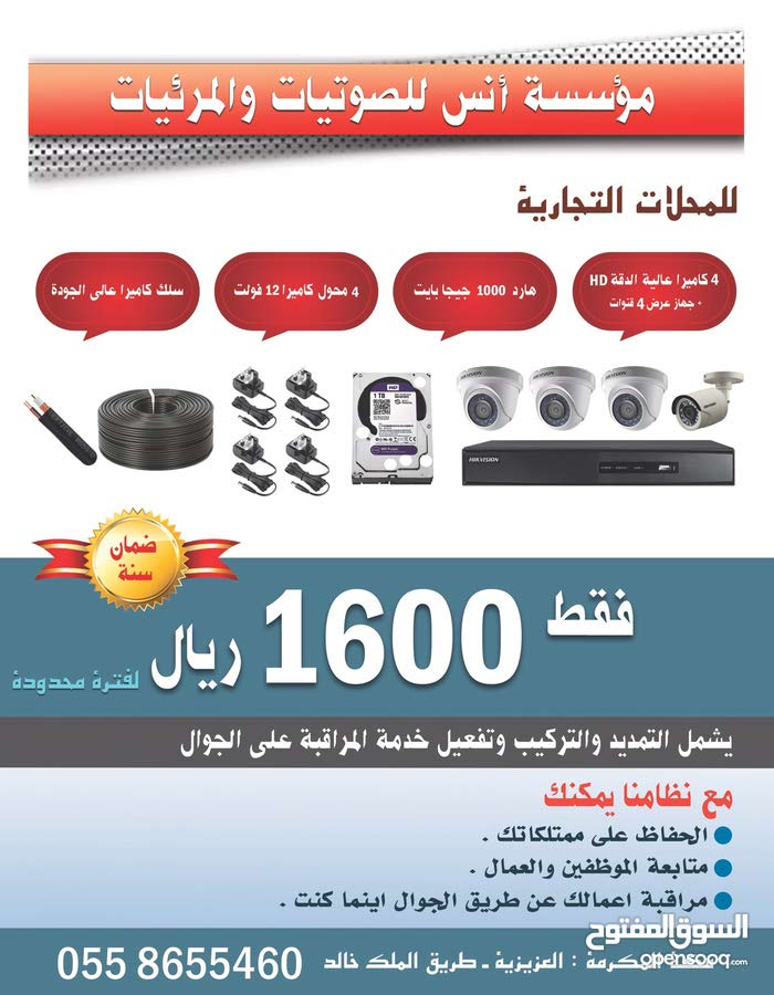Mecca – New camera that brand is  for sale