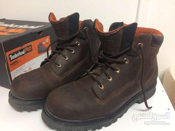 حذاء سلامة تيمبرلاند أصلي   safety shoes Timberland ( genuine)