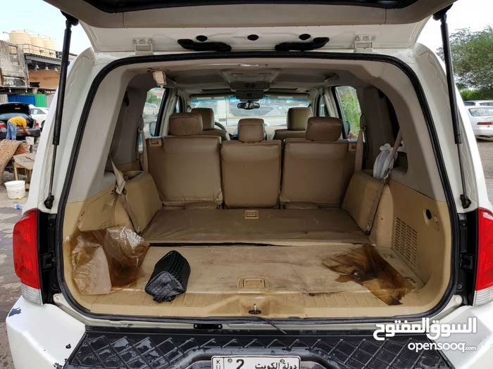 Automatic Nissan 2005 for sale - Used - Kuwait City city