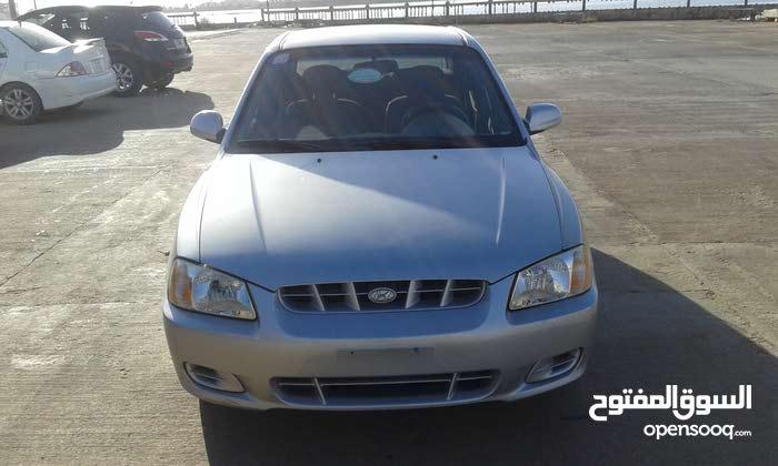 Used condition Hyundai Verna 2003 with 1 - 9,999 km mileage