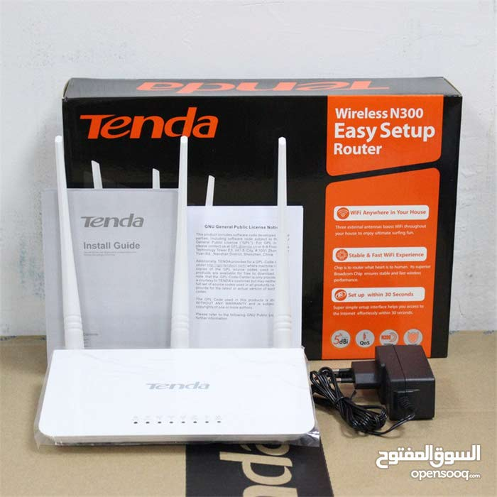 point d'acces tenda F3 neuf soua lembalage