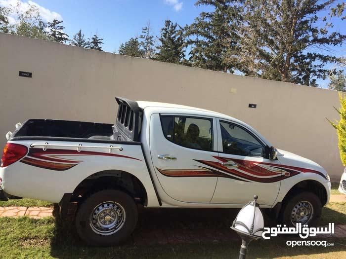 Used Mitsubishi L200 in Tripoli