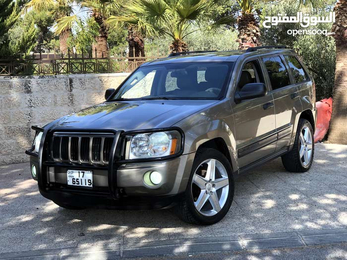 Jeep Grand Cherokee made in 2005 for sale