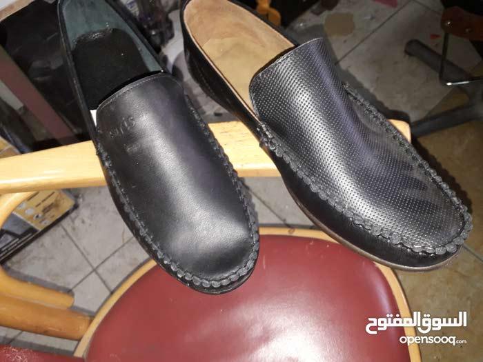 احذية رجالي جلد طبيعي 100%    صنع في مصر
