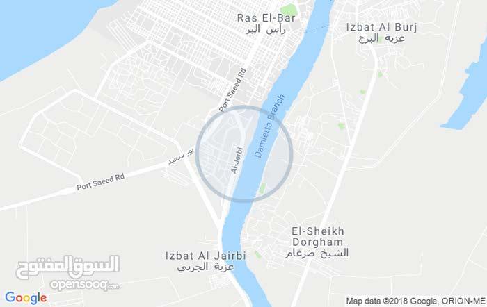 apartment for sale in Damietta- Ras al-Bar
