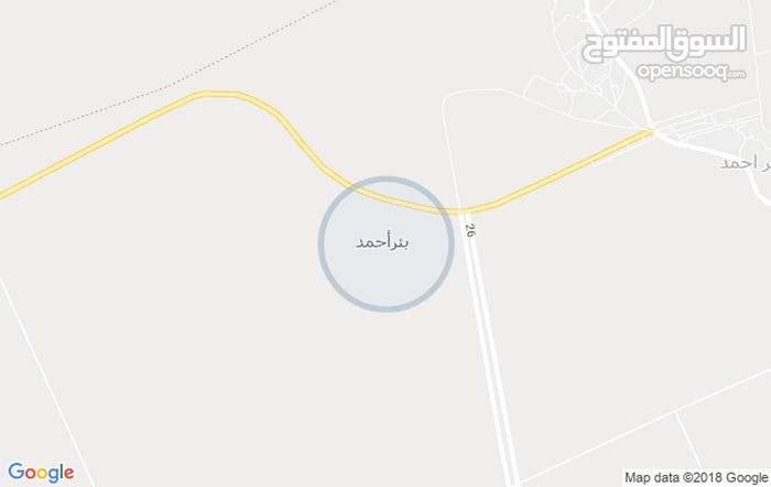 اراضي للبيع في بير احمد..