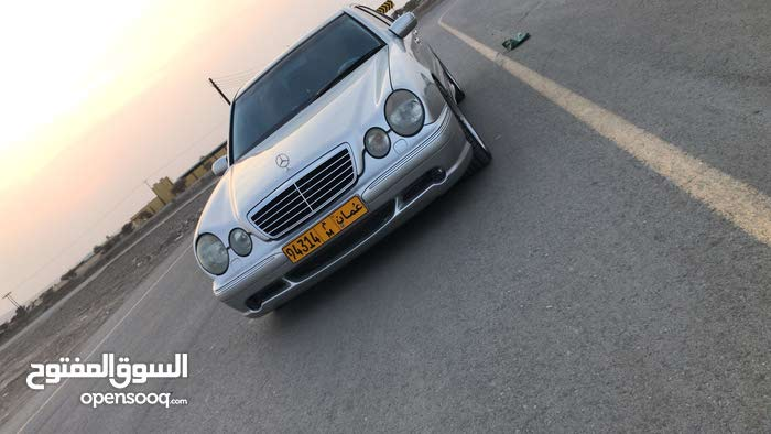 2001 Used E55 AMG with Automatic transmission is available for sale