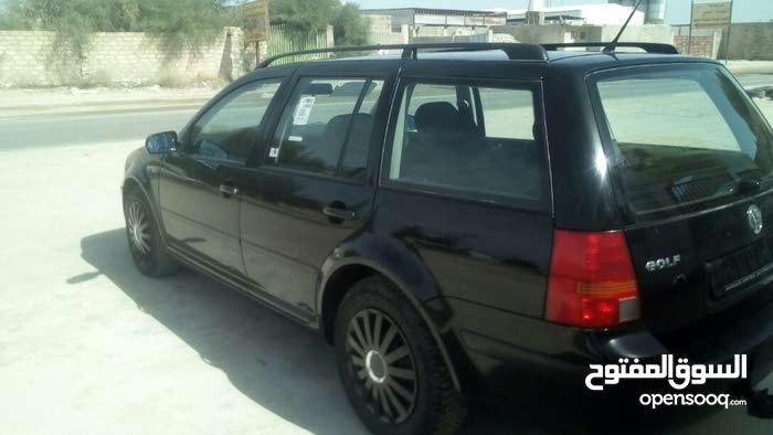 Used Volkswagen Golf Plus in Tripoli