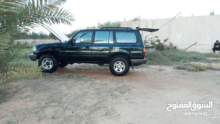 0 km Toyota Land Cruiser 1997 for sale