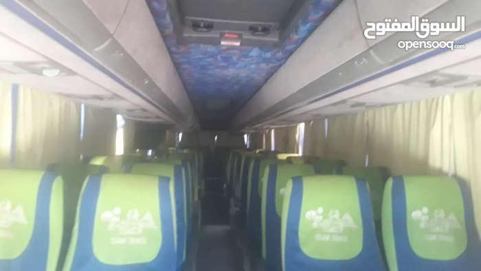 باصات المرسيدس 50 راكب للايجار اليومي والرحلات