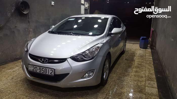 Used condition Hyundai Avante 2013 with 90,000 - 99,999 km mileage