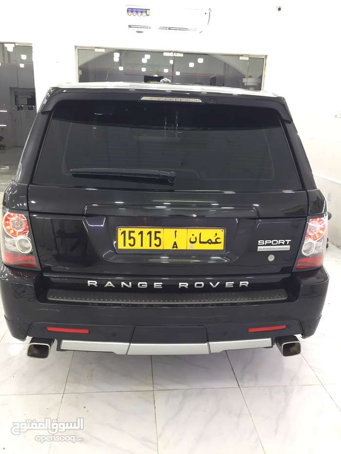 170,000 - 179,999 km Land Rover Range Rover HSE 2010 for sale