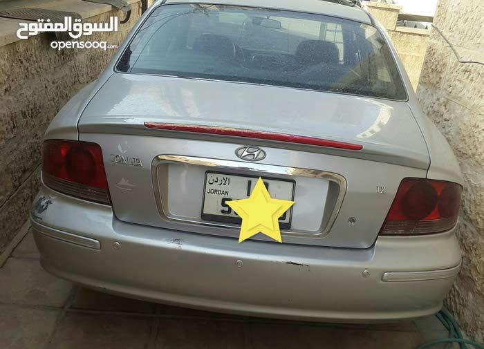 Hyundai Sonata car for sale 2004 in Amman city