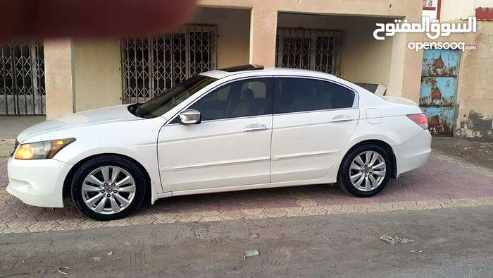 180,000 - 189,999 km mileage Honda Accord for sale