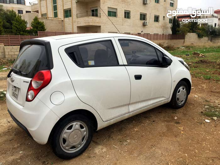 Chevrolet Spark 2015 in Good Condition