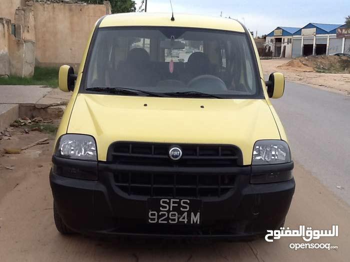 Fiat Doblo car for sale 2005 in Zawiya city
