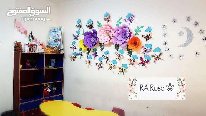 RA ROSE واجهات الورد الورقي والتعليقات الاجمل