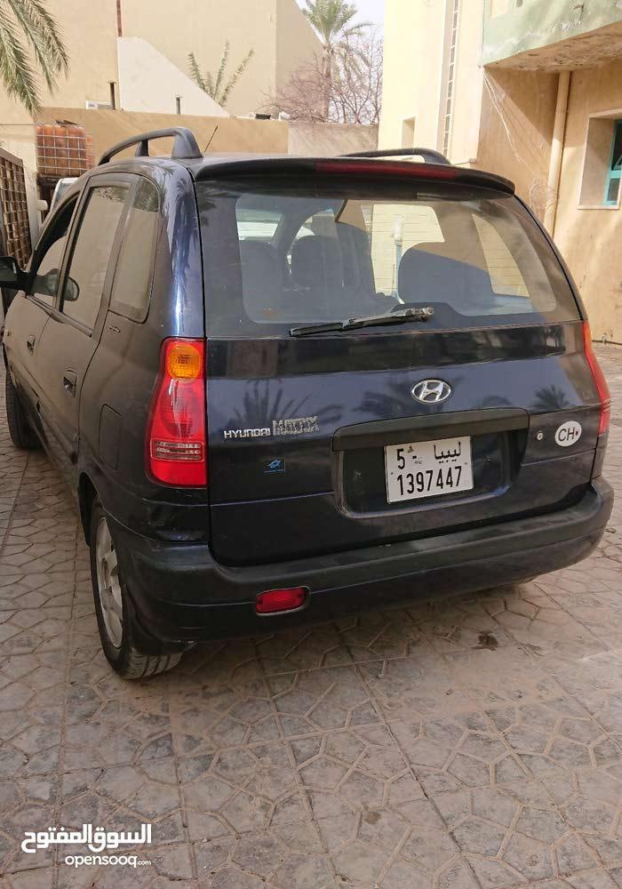 +200,000 km Hyundai Matrix 2003 for sale