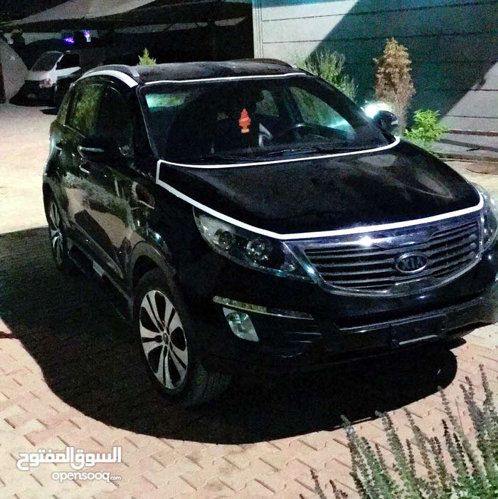 Kia Sportage 2012 - Benghazi