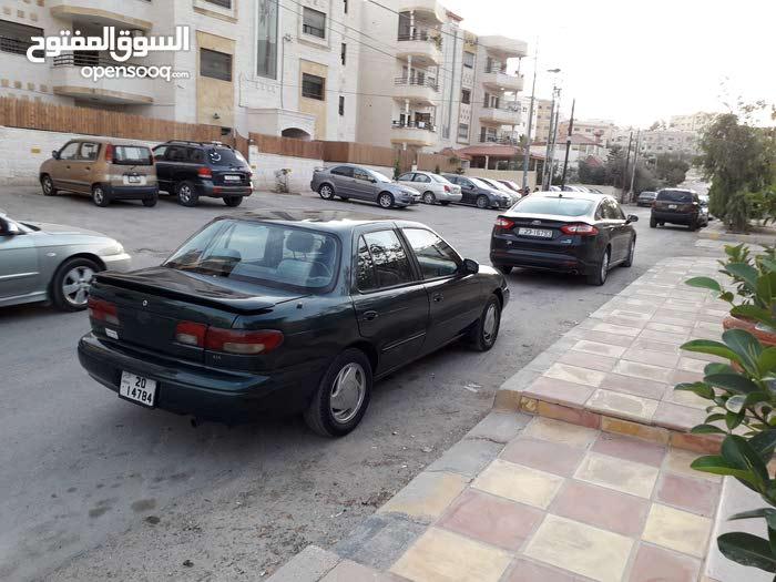 Used 1996 Sephia for sale