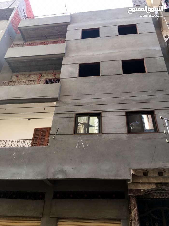 منزل كامل للبيع من المالك ارضي و4 طوابق