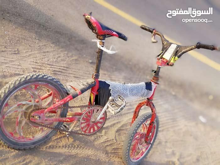 السيكل مال تخميس واموره طيبه